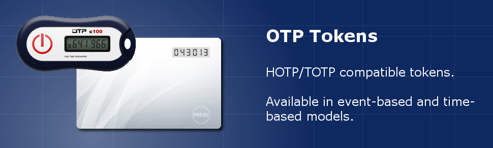 One-Time Password OTP keychain token fob